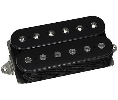 Звукосниматель для гитары ILLUMINATOR NECK BLACK DIMARZIO DP256BK