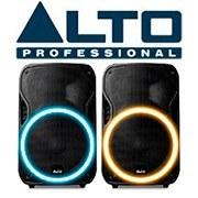 Новое поступление: активные акустические системы ALTO PROFESSIONAL !