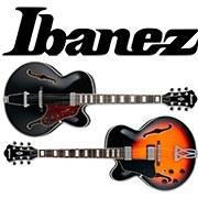 Новое поступление: полуакустические гитары IBANEZ !