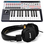 Новое поступление звукового оборудования от производителей Marshall, Alesis, Akai и Novation !