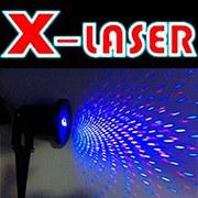 Новое поступление: водонепроницаемые лазера X-Laser!