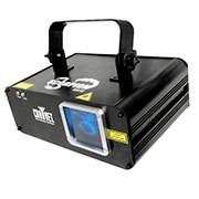 Новая поставка спецэффектов и светового оборудования Chauvet