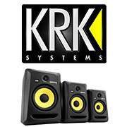 Студийные мониторы KRK Systems!