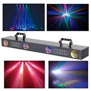 Недорогие новинки звукового и светового оборудования!