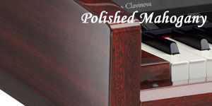 Polished Mahogany