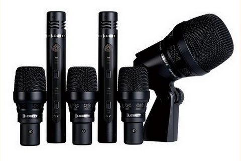Набор инструментальных микрофонов LEWITT DTP Beat Kit 6