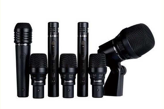 Набор инструментальных микрофонов LEWITT DTP Beat Kit Pro 7