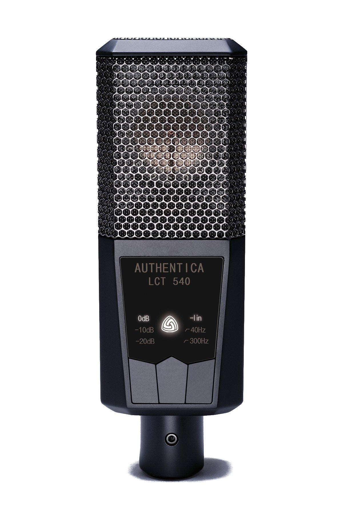 Микрофон студийный LEWITT LCT 540