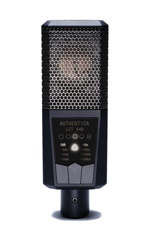 Микрофон студийный LEWITT LCT 640
