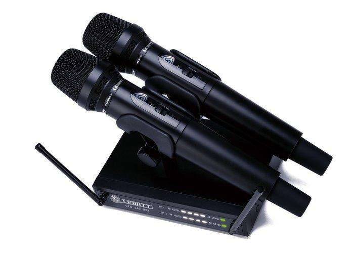 Радиосистема LEWITT LTS 240 Dual D (EU)
