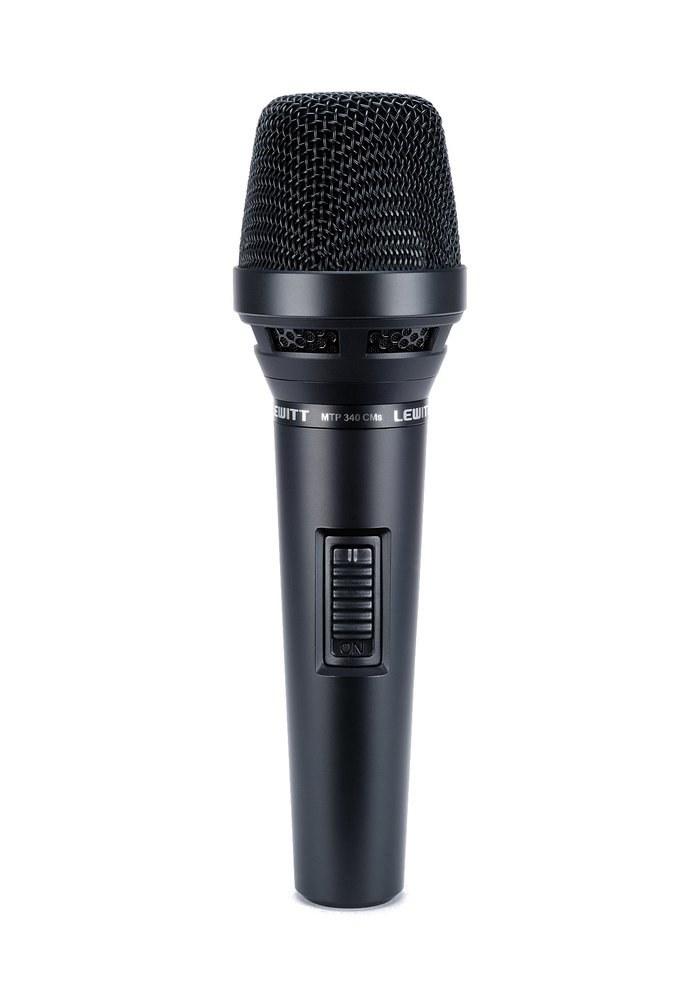 Микрофон вокальный LEWITT MTP340CMs