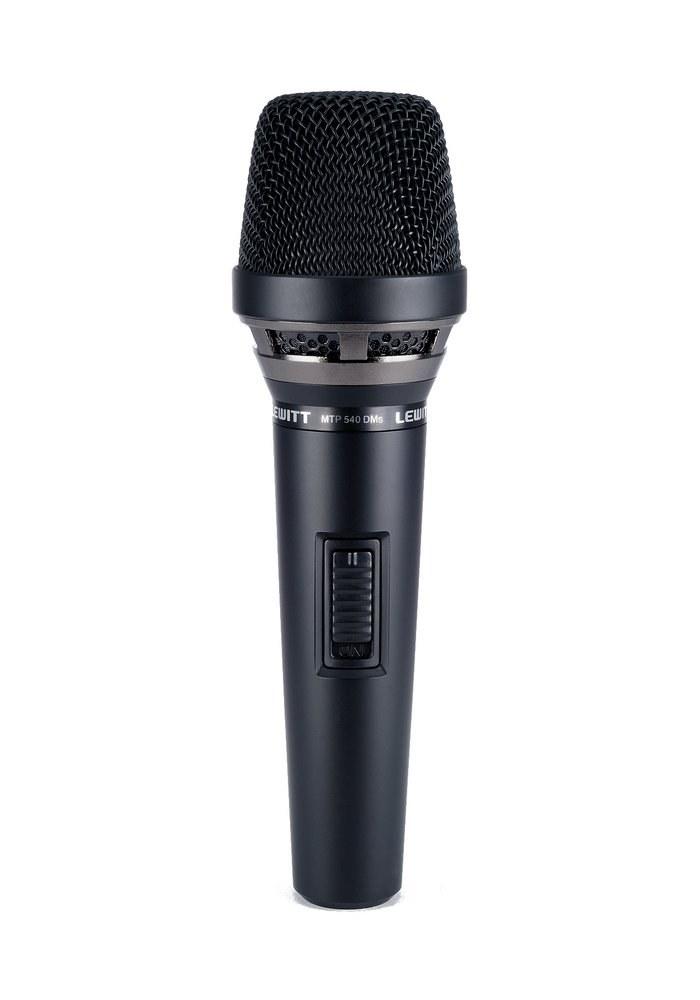 Микрофон вокальный LEWITT MTP540DMs