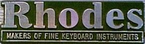 Rhodes logo