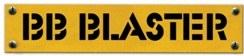 B.B. BLASTER logo