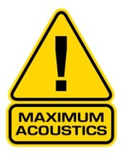 MAXIMUM-ACOUSTICS logo