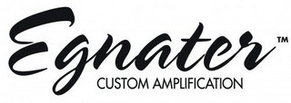 Egnater Amplification logo