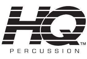 HQ percussion logo