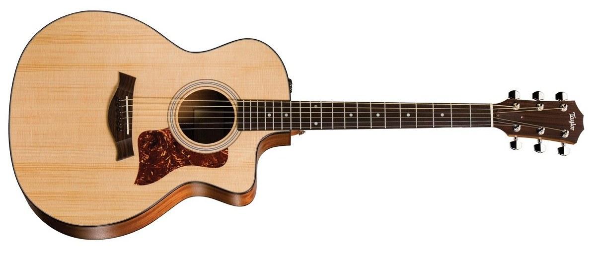 Электроакустическая гитара TAYLOR 114Ce