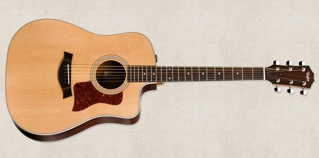 Электроакустическая гитара TAYLOR 210Ce