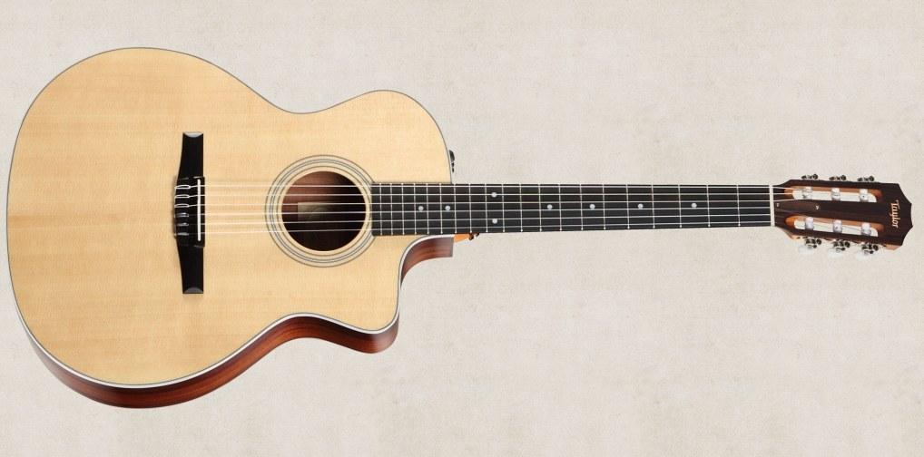 Классическая гитара TAYLOR 214Ce-N