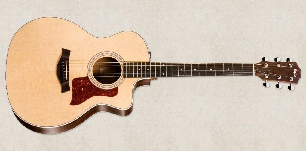 Электроакустическая гитара TAYLOR 214Ce