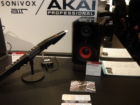 Новинки Musikmesse: Akai
