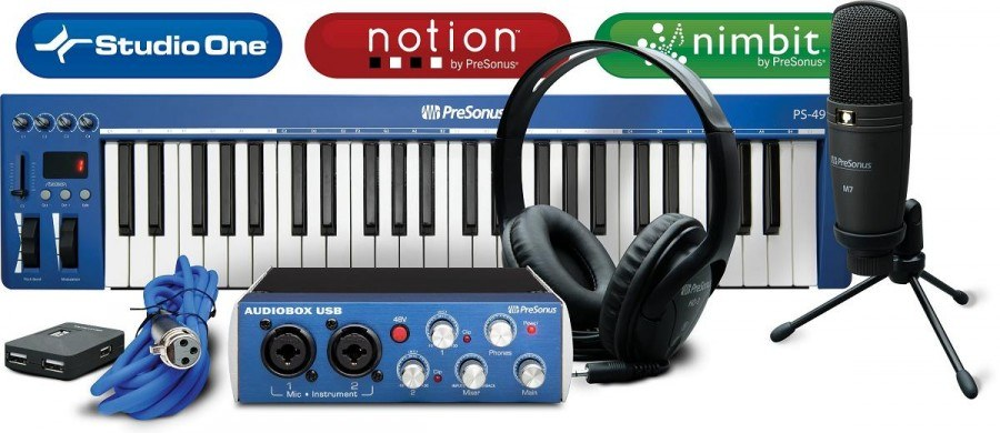 PreSonus Music Creation Suite