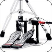 DW 5002 двойная педаль для басбарабана купить