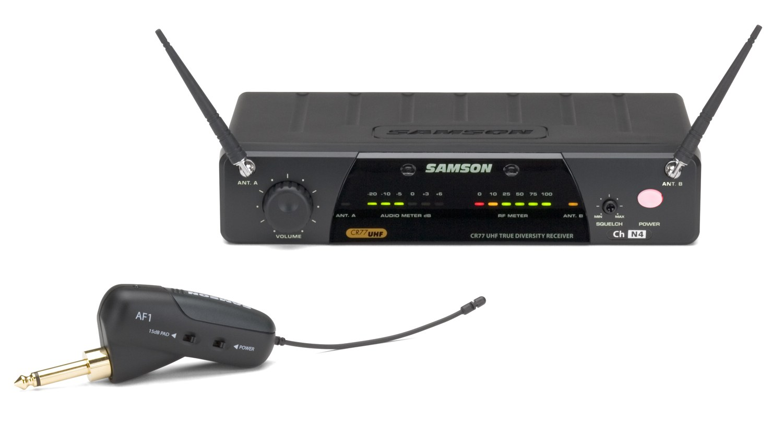 Радиосистема для электрогитары SAMSON SW7AVSGF AIRLINE 77 GUITAR SYSTEM (FENDER TYPE)
