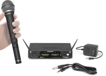 Радиосистема SAMSON SW77AVSHXE UHF AIRLINE 77 w/Q7