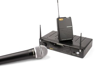 Радиосистема SAMSON SW77SHO5E UHF CONCERT 77 w/C05