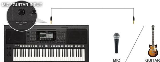 Синтезатор YAMAHA PSRS770