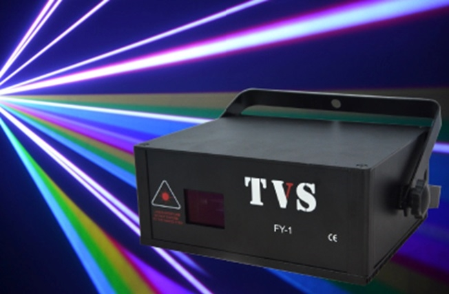 Лазер TVS FY-1 RGB Beam Laser 600mW