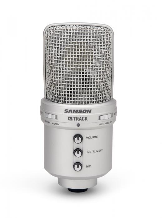 Микрофон Samson GM1U (G-TRACK)