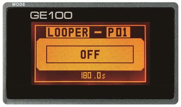 Гитарный процессор MOOER GE100