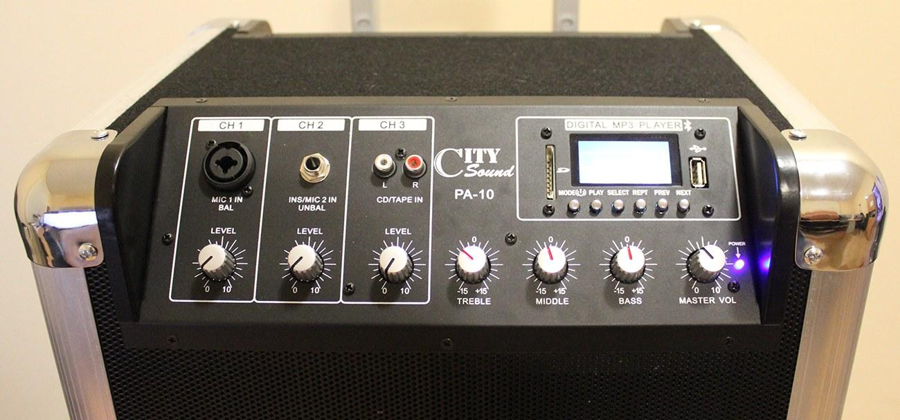 PA-система City Sound PA-10