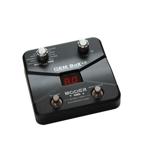 Процессор эффектов для электрогитары MOOER GEM BOX LE