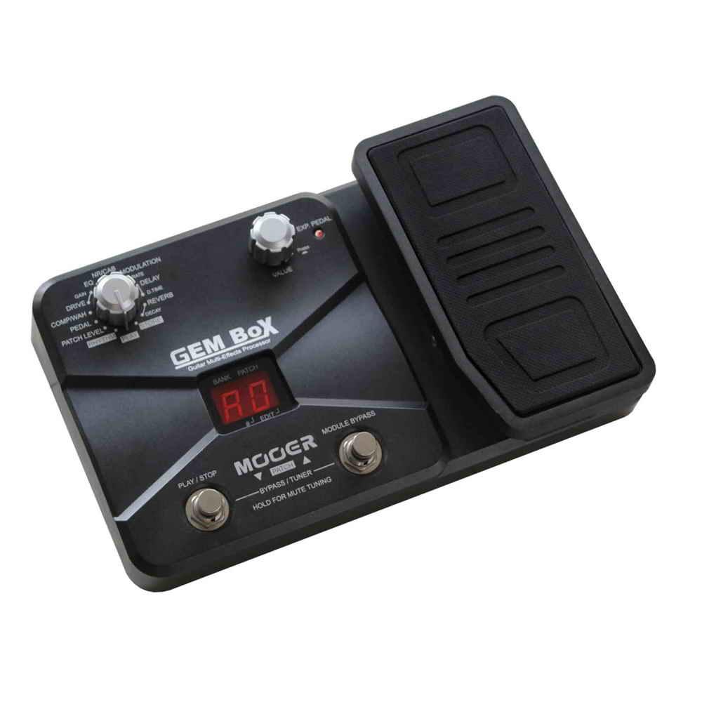 Гитарный процессор MOOER GEM BOX