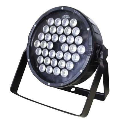 Пар New Light NL-1252 LED PLASTIC PAR LIGHT RGBW