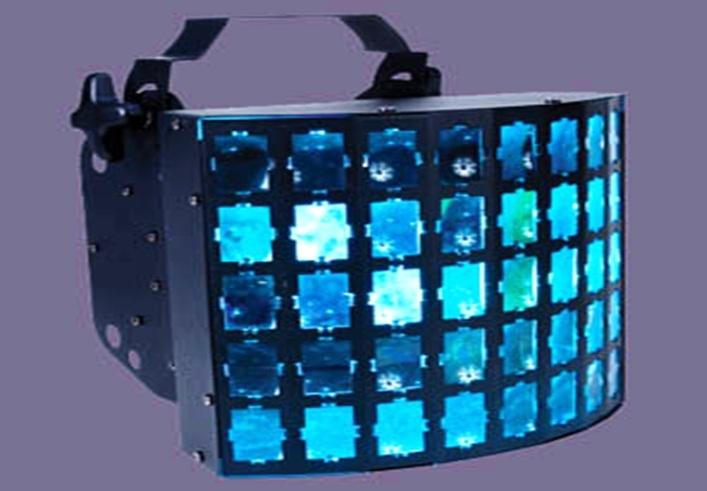 Световой LED прибор New Light NL-1305 LED FIVE DERBY LIGHT