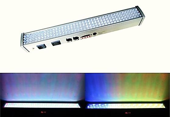 Светодиодная панель New Light NL-1458 160*0,06W(INDOOR) Digital, RGB LED Bar Light