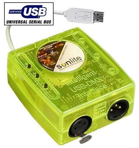 Контроллер DMX New Light NL-8034 SUNLITE CONTROLLER