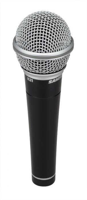 Микрофон вокальный SAMSON R21S