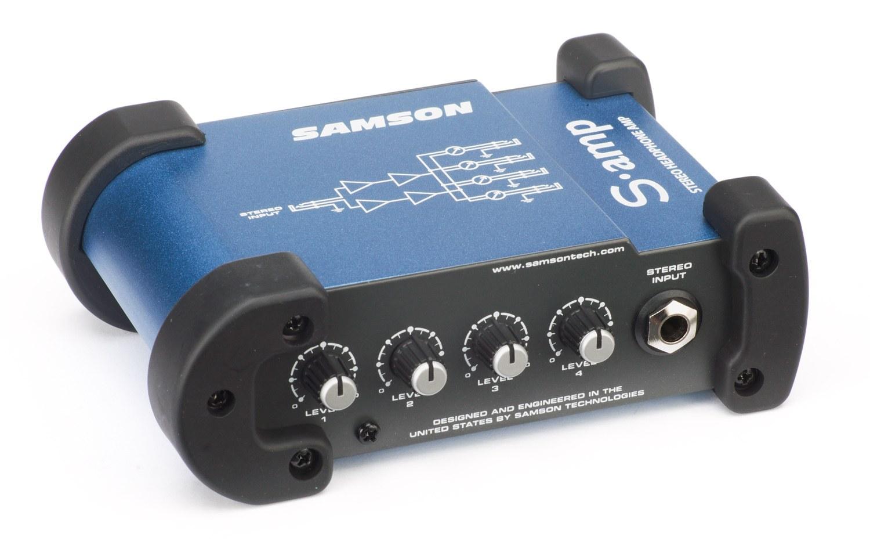Усилитель для наушников Samson SAMP