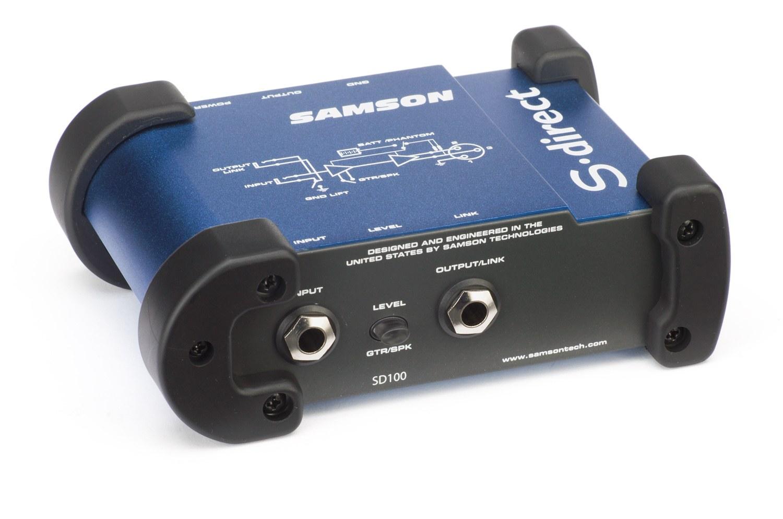 Direct-Box SAMSON S-DIRECT
