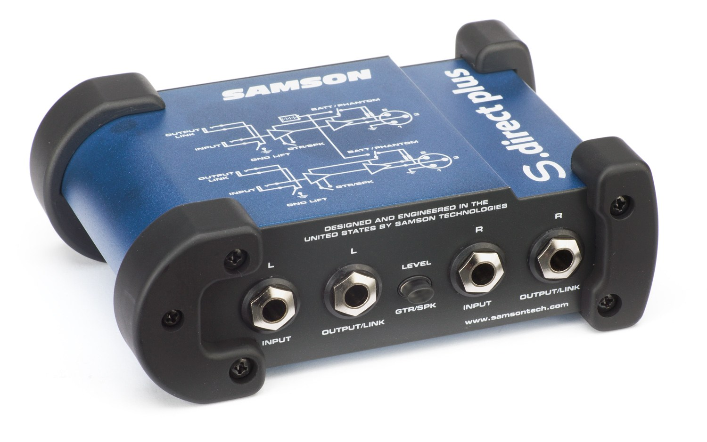 Direct-Box SAMSON S-DIRECT PLUS