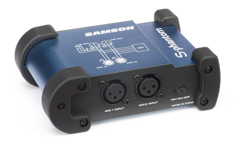 Direct-Box SAMSON S-PHANTOM