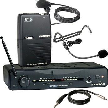 Радиосистема SAMSON SW05SGLH STAGE 5 3-IN-ONE