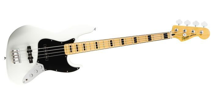 FENDER SQUIER VINTAGE MODIFIED JAZZ BASS RW OWT