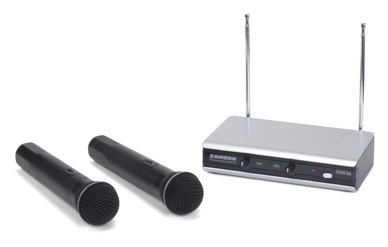 Радиосистема SAMSON SW266SHT6U VHF STAGE 266 w/HT6 x 2